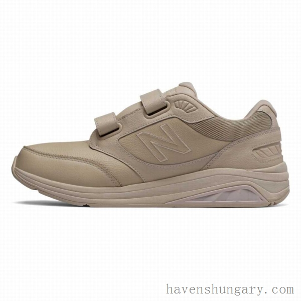 (new balance 247) New Balance Hook And Loop Bőr 928v3 Férfi - Túracipő - Barna Hungary